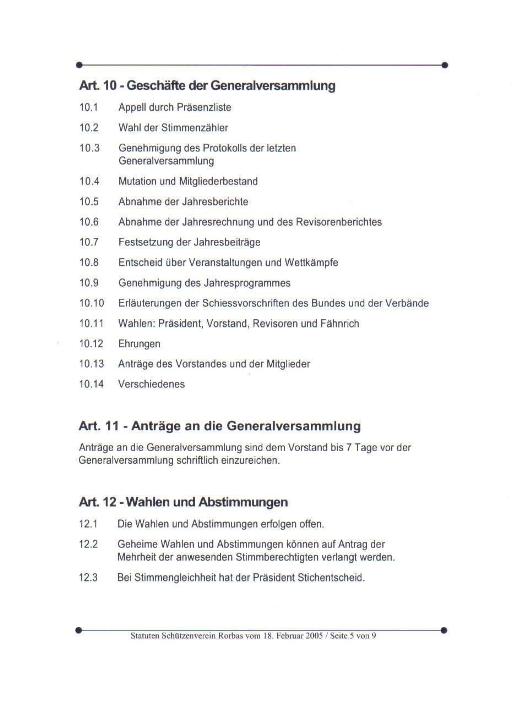 Statuten Seite 5