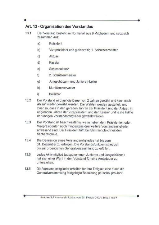 Statuten Seite 6