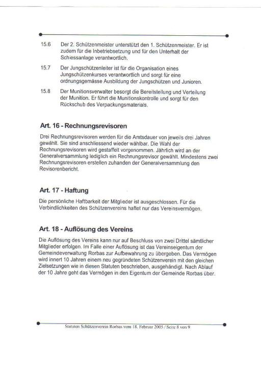 Statuten Seite 8